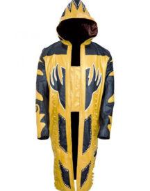 Wrestler Goldust Coat