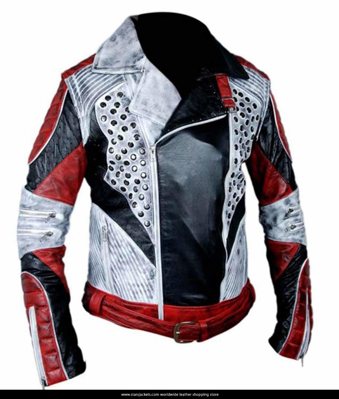 Carlos Cameron Descendants 2 Leather Jacket