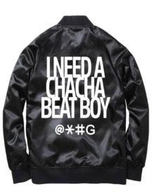 Cha Cha Beat Boy Jacket