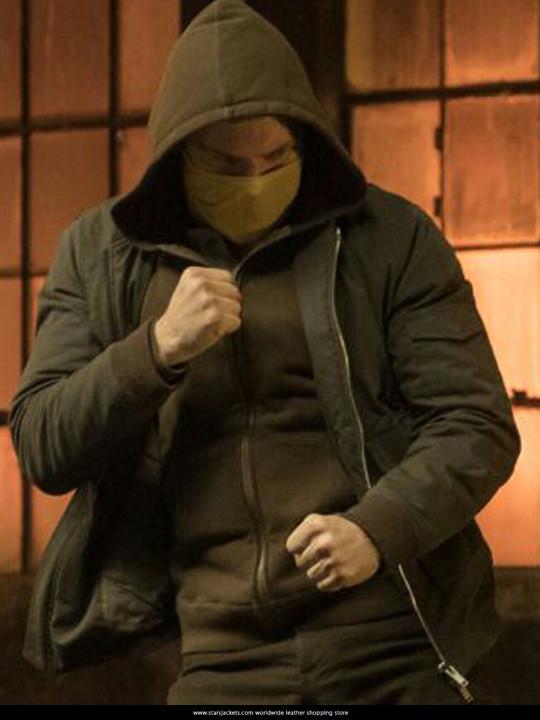 Finn Jones Iron Fist Season