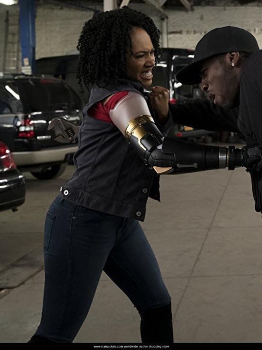 Simone Missick Iron fist