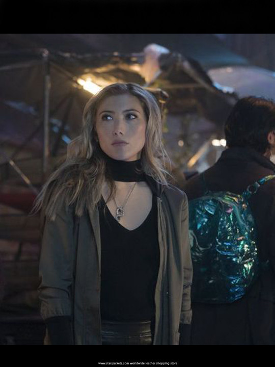 Dichen Lachman Altered Carbon Jacket