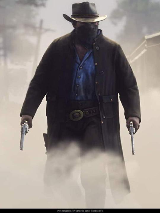 Red Dead Redemption Arthur Morgan coat
