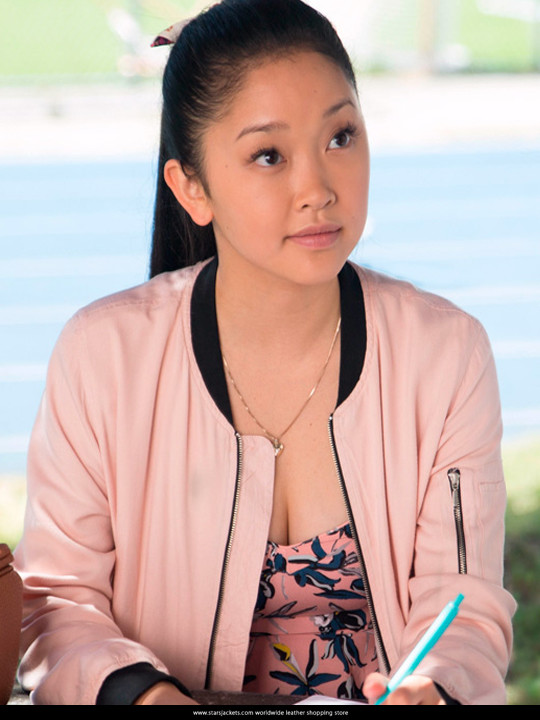 To All the Boys I've Loved Before lana condor