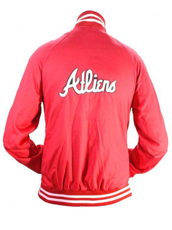 ATLiens Satin Red Jacket