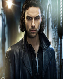 Aidan Turner Being Human Leather Coat