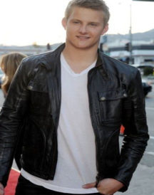 Alexander Ludwig Mens Blackc Jacket