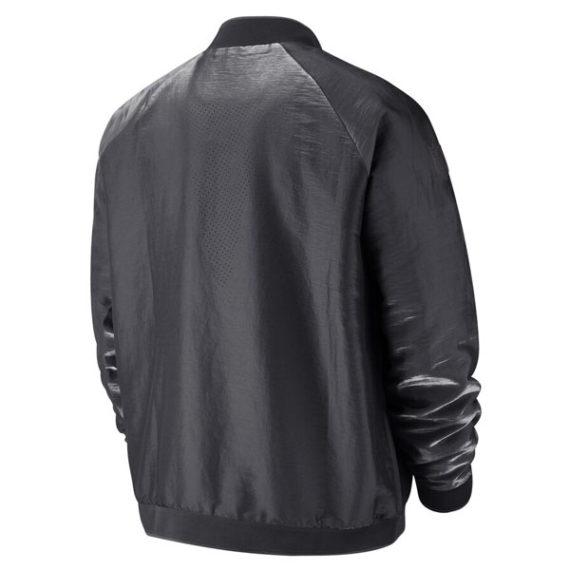 Angeles Rams Nike Gray Super Bowl LIII Bound Media Night Jacket
