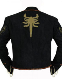 Antonio Banderas Once Upon A Time In Mexico El Mariachi Black Jacket