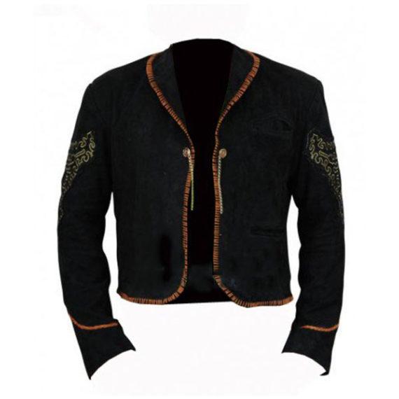 Antonio Banderas Once Upon A Time In Mexico El Mariachi Jacket