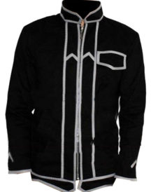 Aovei Sword Art Online Black Jacket