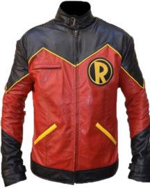 Tim Drake RobinLeather Jacket