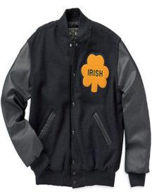 University of Notre Dame Rudy Irish Jacket