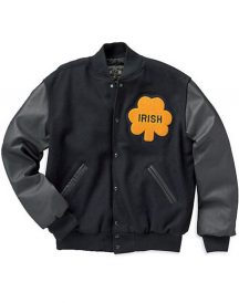 University of Notre Dame Rudy Irish Jacket