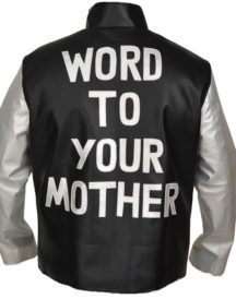 Vanilla Ice Word To Your Mother Black Jacket