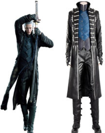 Vergil Devil May Cry 5 Coat