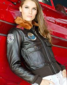 Women's Top Gun Flight Jackets