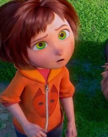 Wonder Park Movie June orange Jacket