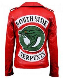 Riverdale Cheryl Blossom Southside Serpents Red Jacket