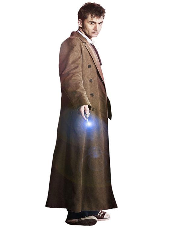 10th Doctor David Tennant Coat