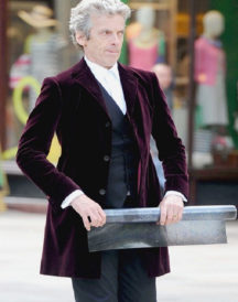 12th Doctor Peter Capaldi Doctor Blazer