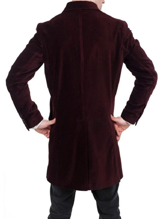 12th Doctor Peter Capaldi Doctor Men Blazer