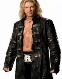 Adam Joseph Copeland Leather Coat