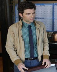 Adam Scott Parks and Recreation Ben Wyatt Jacket