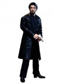 Al Pacino Carlitos Way Leather Trench Coat