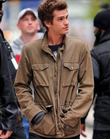 Amazing Spiderman Peter Parker Jacket