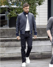 American Singer Liam Stylish Jacket