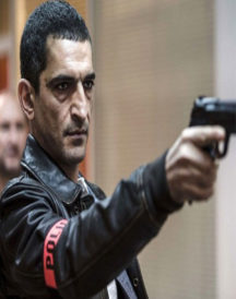 Amr Waked Lucy Pierre Del Rio Jacket