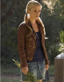 Anna Paquin True Blood Leather Jacket