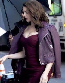 Anne Hathaway Ocean's 8 Leather Jacket