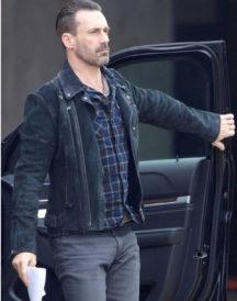 Baby Driver Jon Budy Jacket