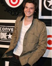 Ben Barnes Stylish Cotton Jacket