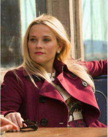 Big Little Lies Witherspoon Coat