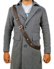 Bloodborne Hunter Cosplay Grey Coat