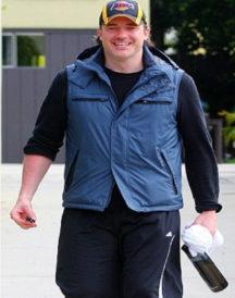 Brendan Fraser Gym Vest