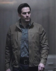 Brent Bailey Thomas Agents Of Shield Cotton Jacket