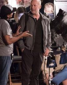 Bruce Willis Glass Cotton Jacket