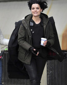 2015 TV Series Blindspot Jane Cotton Jacket