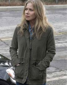 Christina Applegate Dead to Me Cotton Jacket