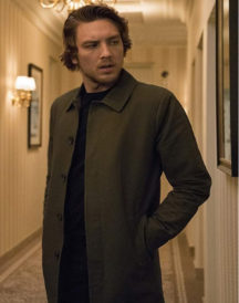 Cody Fern House of Cards Series Cotton Coat