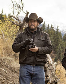 Cole Hauser Yellowstone Blood the Boy Jacket