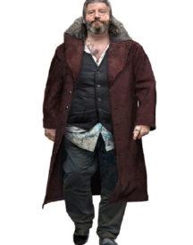 Detroit Become Human Hank Anderson Cosplay Coat