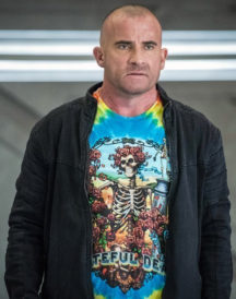 Dominic Purcell Legends of Tomorrow Black Jacket
