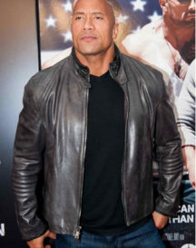 Dwayne Johnson Fast And Furious 7 Jacket