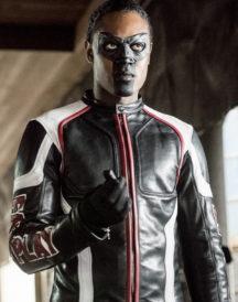 Echo Arrow Cosplay Leather Jacket