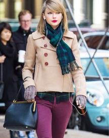 Elegant Swift Wool Jacket